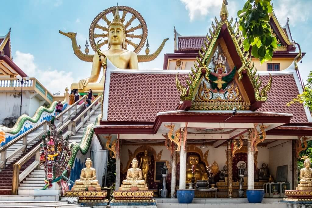 Большой Будда Самуи