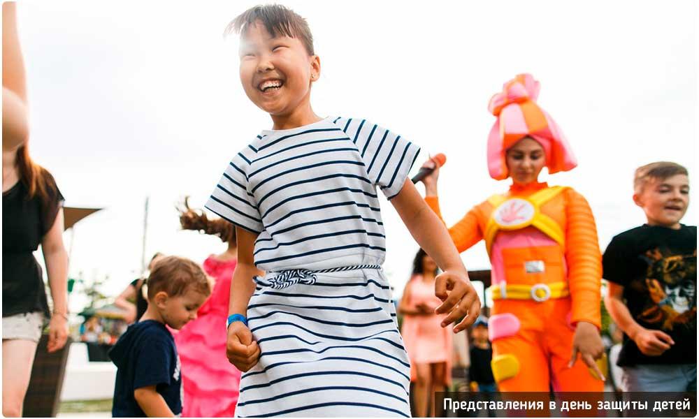 День защиты детей в Таиланде