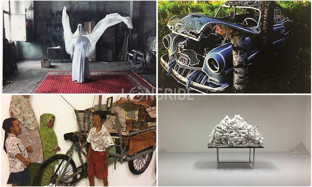Картины и экспозиции в центре культуры