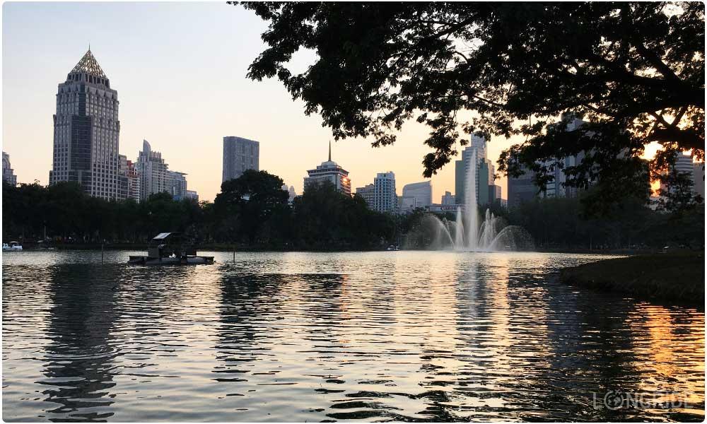 Люмпини парк - отличное место для самостоятельного посещения и отдых