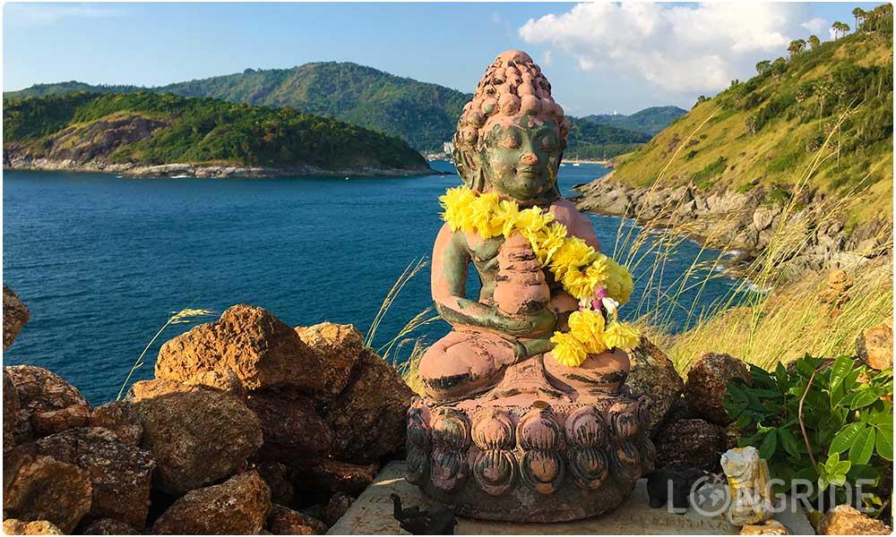 Южный мыс, остров Пхукет в Таиланде