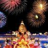Новый год на Пхукете в Таиланде