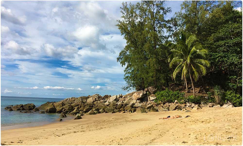 Пляж для самостоятельных путешественников - Банана Бич