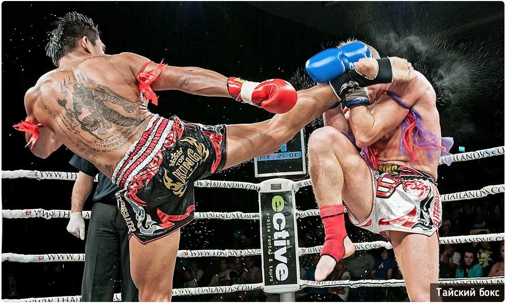 День тайского бокса Муай Тай